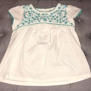 Mini Boden size 6/7 blouse